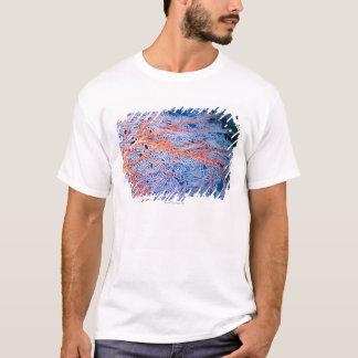 T-shirt Fermez-vous du corail, l'Okinawa, Japon