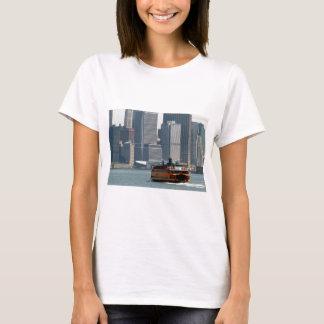 T-shirt Ferry de Staten Island se dirigeant à Manhattan