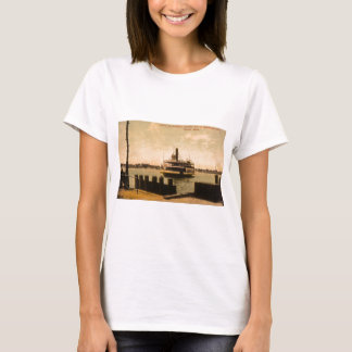 T-shirt Ferry pour Windsor, Canada de Detroit, Michigan