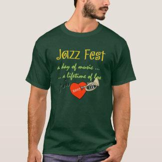 T-shirt Fest de jazz