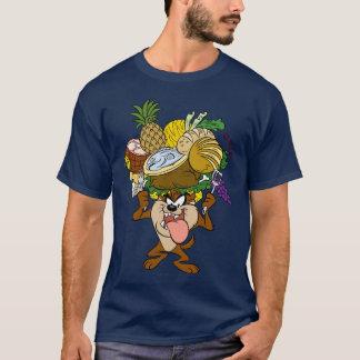 T-shirt Festin B/W 2 de thanksgiving de TAZ™