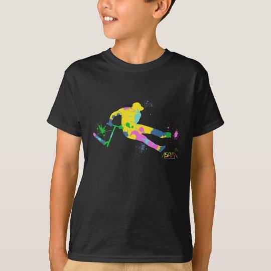 T-shirt festive scooter