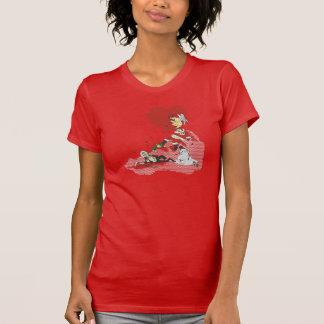 T-shirt Fête de vacances