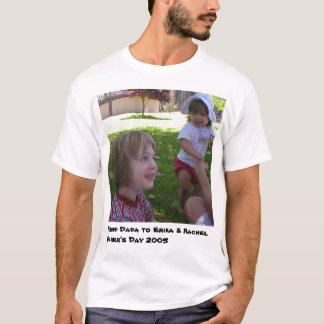 T-shirt Fête des pères 2005