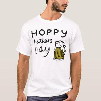 T-shirt Fête des pères de houblon