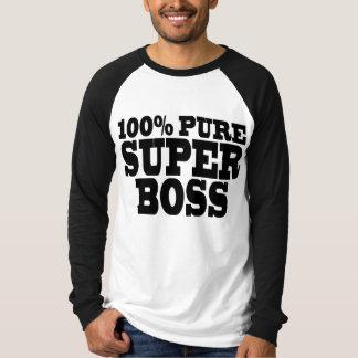 T-shirt Fêtes d'anniversaire de patrons : Patron superbe