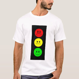 T-shirt Feu d'arrêt déprimé