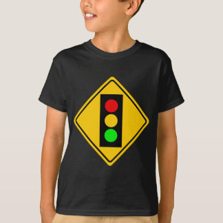T-shirt Feu d'arrêt en avant