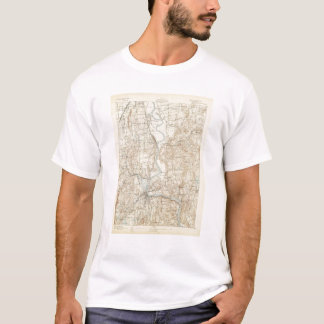 T-shirt Feuille de 19 Middletown