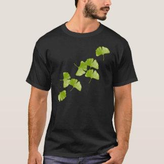 T-shirt Feuille de Ginkgo