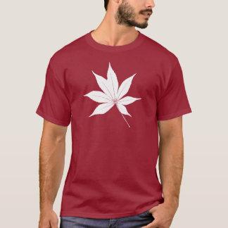 T-shirt Feuille de maronnier américain