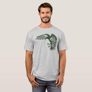 T-shirt Feuille Raven des norses