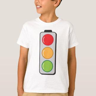 T-shirt feux de signalisation