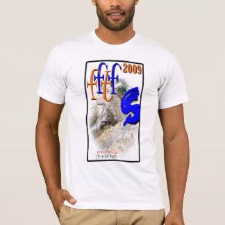 T-shirt fftf 2009