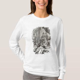 T-shirt Fiançailles de la princesse française à Richard II