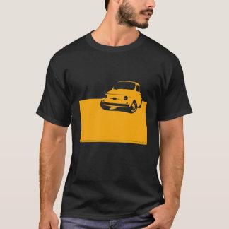T-shirt Fiat 500, 1959 - jaunissez sur l'obscurité