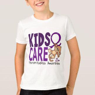 T-shirt Fibromyalgie du soin 1 d'enfants