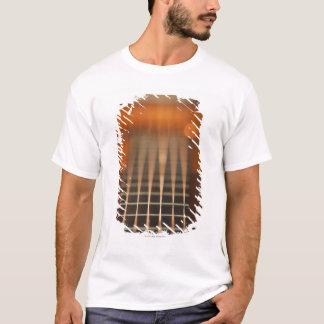 T-shirt Ficelles de guitare acoustique