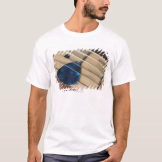 T-shirt Ficelles de guitare électrique