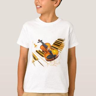 T-shirt Ficelles et Keys_