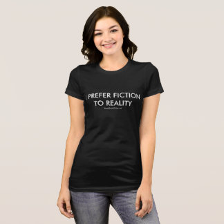 T-shirt Fiction au-dessus de réalité (chemise)