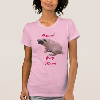 T-shirt fier de maman de carlin