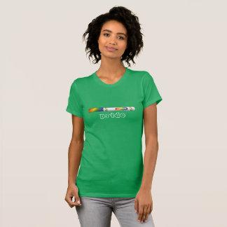 T-shirt fier de Nerinx pour les corps