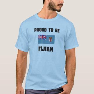T-shirt Fier d'être FIJIAN