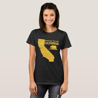 T-shirt Fier d'être la pièce en t DK des femmes