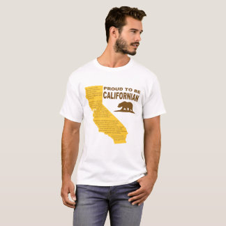 T-shirt Fier d'être LT de la pièce en t des hommes