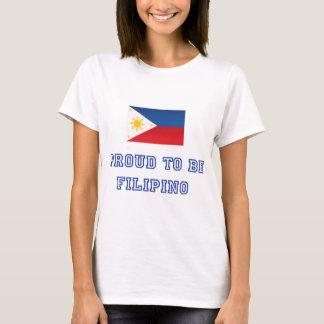 T-shirt Fier d'être Philippin 2
