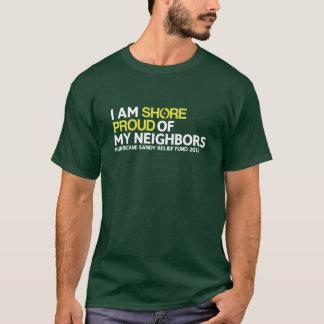 """T-shirt Fier FIER de RIVAGE """""""" de la pièce en t"""