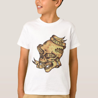T-shirt Fierté Cometh avant un automne.