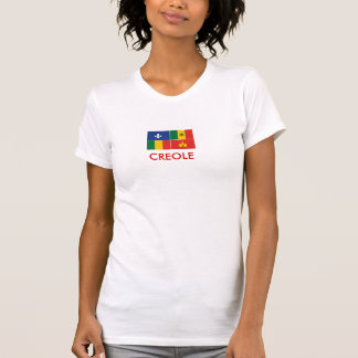 T-shirt Fierté créole