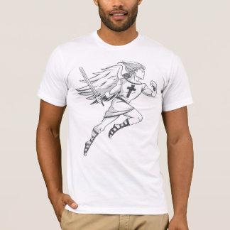T-shirt Fierté de guerrier !
