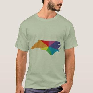 T-shirt fierté de la Caroline du Nord