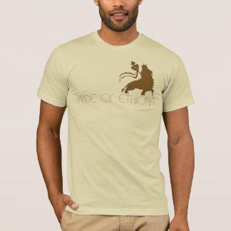 T-shirt Fierté de l'Ethiopie