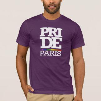 T-SHIRT FIERTÉ DE PARIS - - .PNG