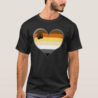 T-shirt Fierté d'ours d'amusement