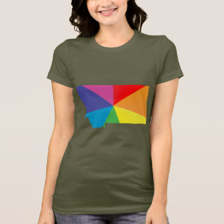 T-shirt fierté du Montana
