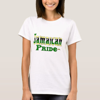 T-shirt Fierté jamaïcaine