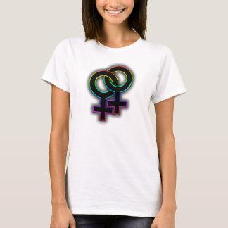T-shirt Fierté lesbienne