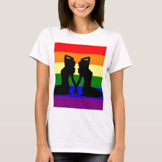 T-shirt Fierté lesbienne grecque