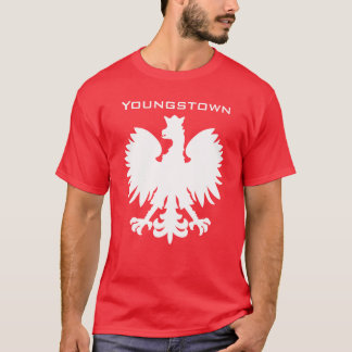 T-shirt Fierté polonaise de Youngstown
