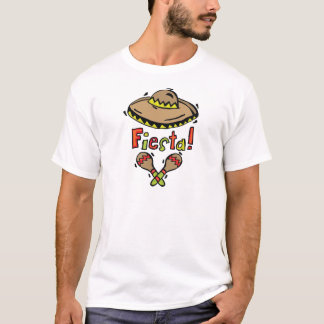 T-shirt Fiesta du Mexique