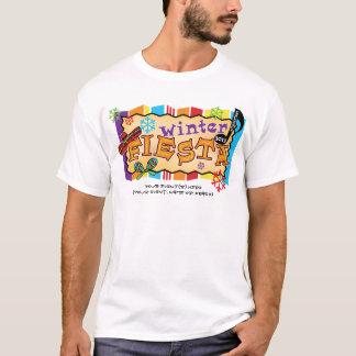 T-shirt Fiesta Winterfest 2011 d'hiver de FVL