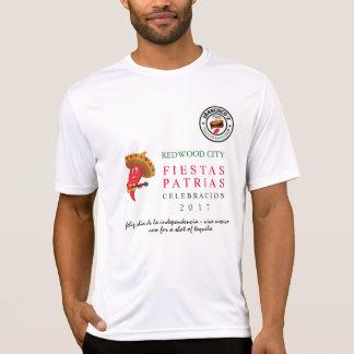 T-shirt Fiestas Patrias dans la chemise 502 de Redwood