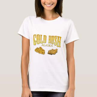 T-shirt Fièvre de l'or