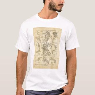 T-shirt Fièvre de l'or de la Californie