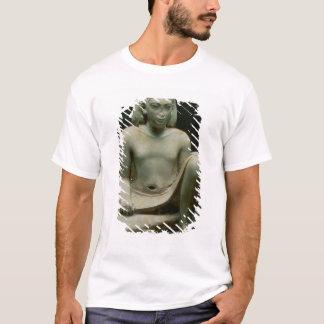 T-shirt Figure de acroupissement de Bes